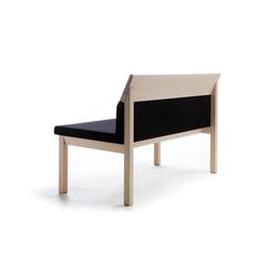 Seminar JRA3 Sofa | Lounge sofas | Nikari