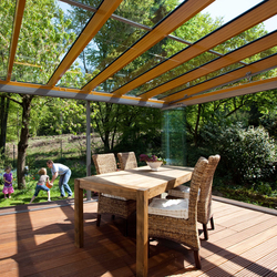 SVL winter garden | Gazebo da giardino | WoodTrade