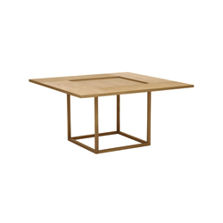 Be Square | Dining tables | Plinio il Giovane