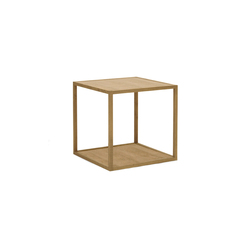 Cubetto | Side tables | Plinio il Giovane