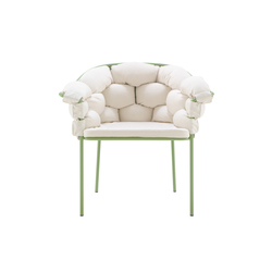 Serpentine | Garden chairs | Ligne Roset