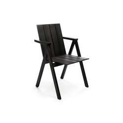 Arkipelago KVTT1 Terrassenstuhl | Garden chairs | Nikari