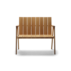Arkipelago KVTT2 Terrace Bench | Garden benches | Nikari