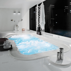 Minipool with grille | Bathtubs | Kos