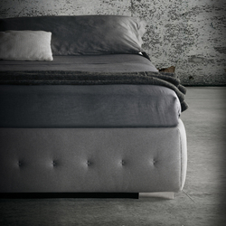 Raja Sommier H.37 | Double beds | Milano Bedding