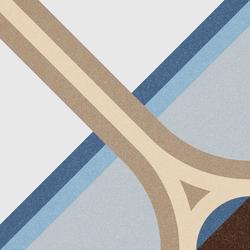 Montaner Azul | Baldosas de suelo | VIVES Cerámica
