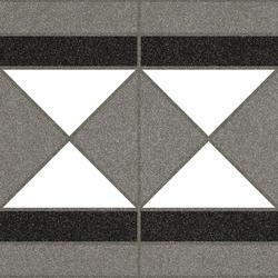 Cenefa Basildon Blanco | Piastrelle/mattonelle per pavimenti | VIVES Cerámica