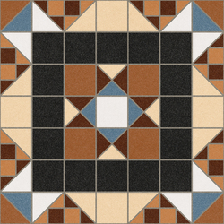 Halton Marron | Ceramic tiles | VIVES Cerámica