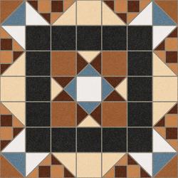 Halton Marron | Floor tiles | VIVES Cerámica