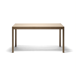 Seminar TJP2 Table with folding legs | Mesas comedor | Nikari