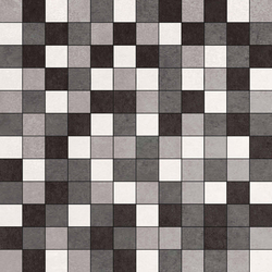 Mosaico Goch Gris | Keramik Mosaike | VIVES Cerámica