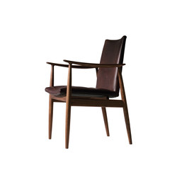 Rivage Armchair | Visitors chairs / Side chairs | Ritzwell