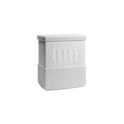 Metropolis - Box (white) | Boîtes de rangement | Lladró