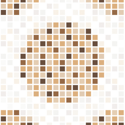 Orbes | Ceramic mosaics | VIVES Cerámica