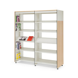 BBL | books | Library shelving systems | Mobles 114