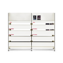 BBL | dvd | DVD displays / holder | Mobles 114