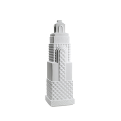 Metropolis - Vase II (white) | Vases | Lladró