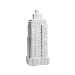 Metropolis - Vase III (white) | Vasen | Lladró