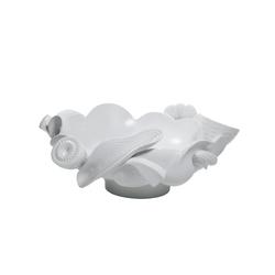 Naturofantastic - Centerpiece (white) | Schalen | Lladró