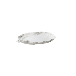 Naturofantastic - Snack tray (white) | Plateaux | Lladró
