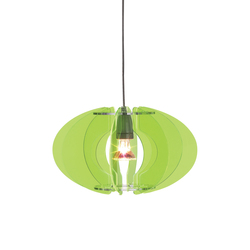 Blossom Pendant 35 Green neon 019 | General lighting | Bsweden