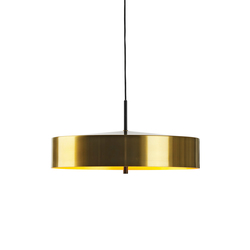 Cymbal 46 pendant brass colour | Iluminación general | Bsweden