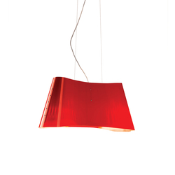 Wave red | Illuminazione generale | Bsweden