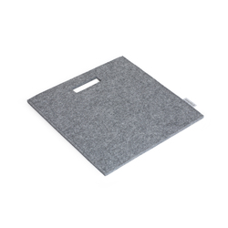 Sit On felt carry bag / seat cushion | Coussins d'assise | greybax