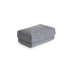 Case felt box with lid |  | greybax