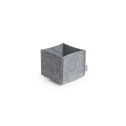 Square 17 multi purpose box | Storage boxes | greybax