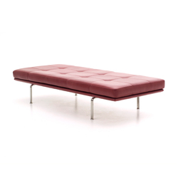 High end day beds with base in steel on architonic for Chaise longue halle