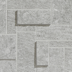 Belgian Grey Dimension Mix | Ceramic tiles | Caesar