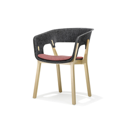 3000 Njord | Visitors chairs / Side chairs | Kusch+Co