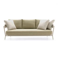 Aikana sofa 3-seater | Gartensofas | Fast