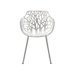 Forest armchair | Chaises de restaurant | Fast