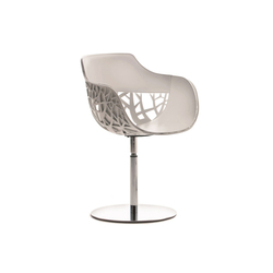 Forest swivelling armchair 01 | Sessel | Fast