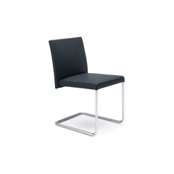 Jason Lite 1900 cantilever | Visitors chairs / Side chairs | Walter Knoll