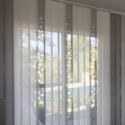 Bubbles | Vertical blinds | Lily Latifi