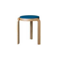 Spin stackable stool | Stools | Swedese