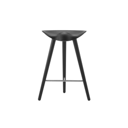 ML 42 counter stool beech | Sedie alte | by Lassen