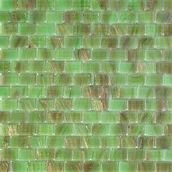 Aurore 20x30 Verde | Mosaïques en verre | Mosaico+