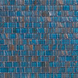 Aurore 20x30 Blu Orizzonte | Mosaïques en verre | Mosaico+