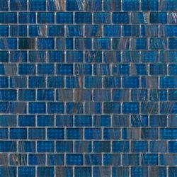 Aurore 20x30 Petrolio | Mosaici in vetro | Mosaico+
