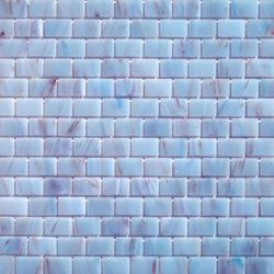Aurore 20x30 Azzurro | Glass mosaics | Mosaico+