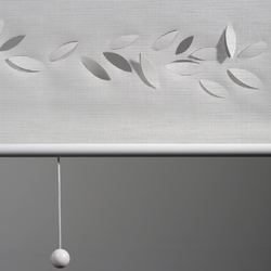 Falling Leaves | Roller blinds | Lily Latifi