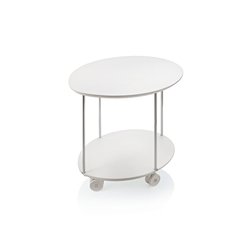 Clyde Trolley | Side tables | ALMA Design