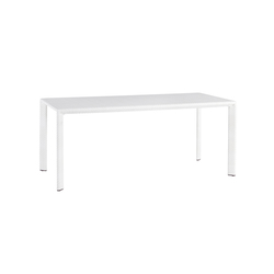 Angul rectangular dining table | Tables à manger de jardin | Point