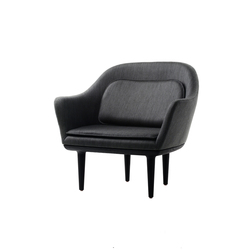 Lunar Lounge Chair Large | Sillones lounge | Stellar Works