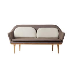 Lunar Sofa | Canapés d'attente | Stellar Works