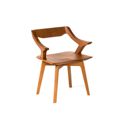 New Legacy Vito Chair | Sillas para restaurantes | Stellar Works